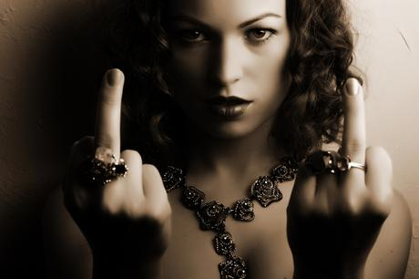 woman_showing_both_middle_fingers